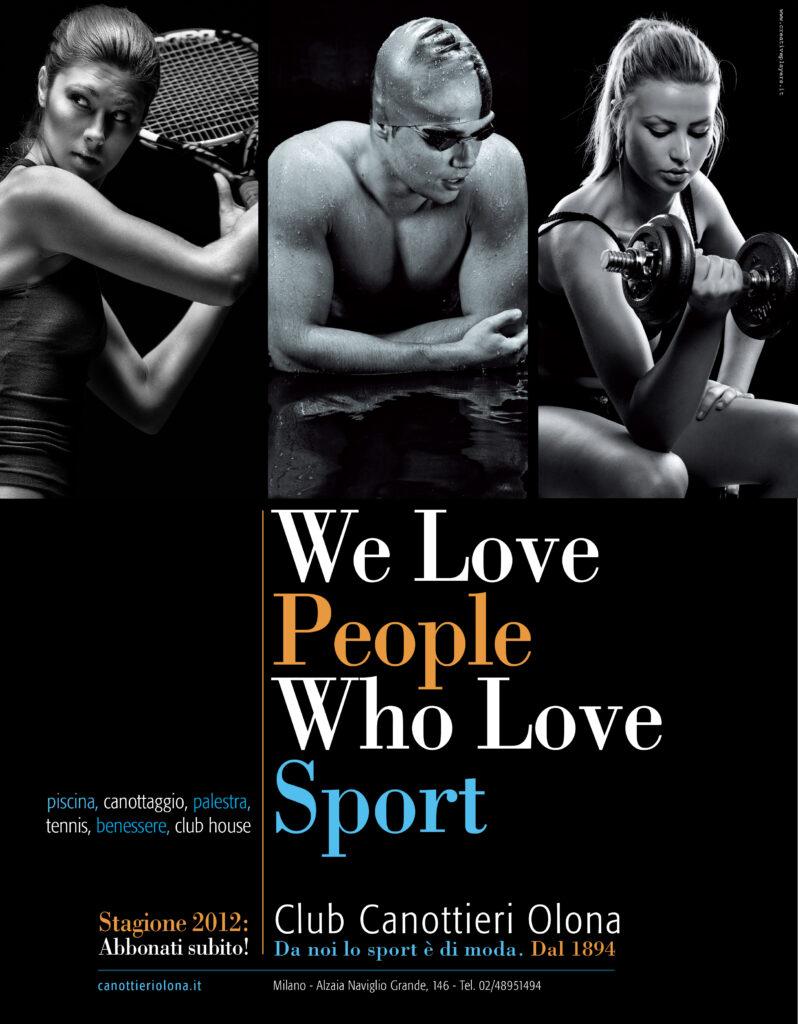 Canottieri Olona: Consumer Sport magazine