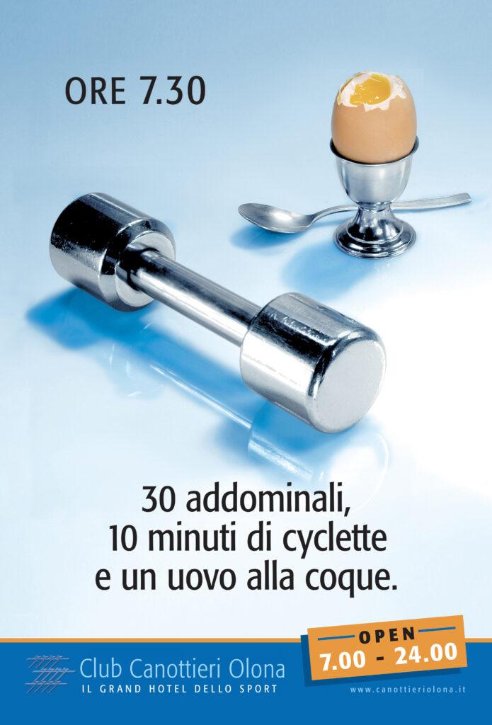 Canottieri Olona Sport consumer magazine